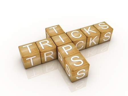 15284170 - helpful tips and tricks symbol